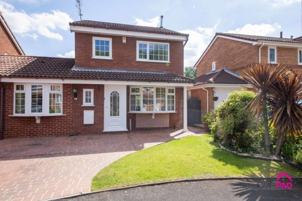 House For Sale in The Copse, Newton-le-Willows | Jump-Pad – Newton-le-Willows - 1