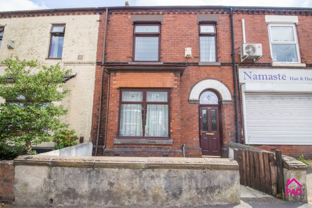 House For Sale in Wargrave Road, Newton Le Willows | Jump-Pad – Newton-le-Willows - 1