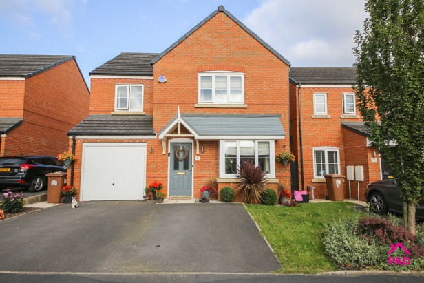 House For Sale in Peninsula Drive, Newton-le-Willows   Jump-Pad – Newton-le-Willows - 1