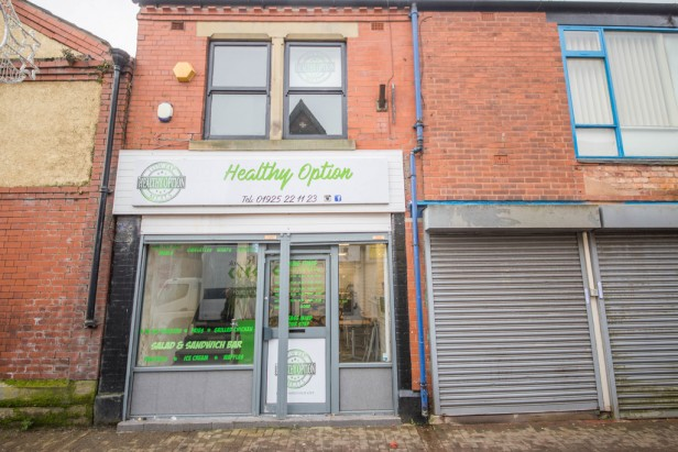 Commercial For Sale in Market Street, Newton-le-Willows | Jump-Pad – Newton-le-Willows - 1