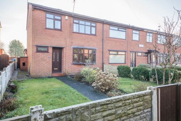 House For Sale in Thompson Close, Newton-le-Willows | Jump-Pad – Newton-le-Willows - 1