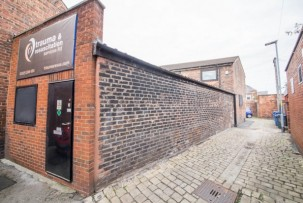 Commercial to Let in Warrington